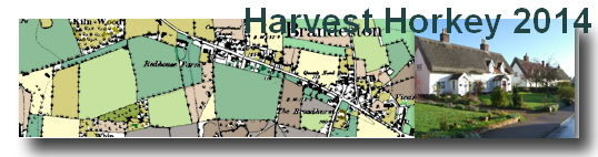 Harvest Horkey 2014